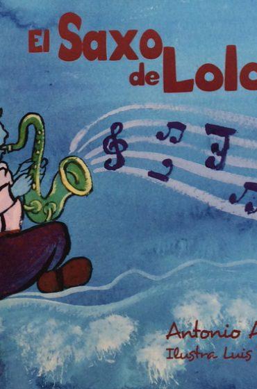 El saxo de Lolo