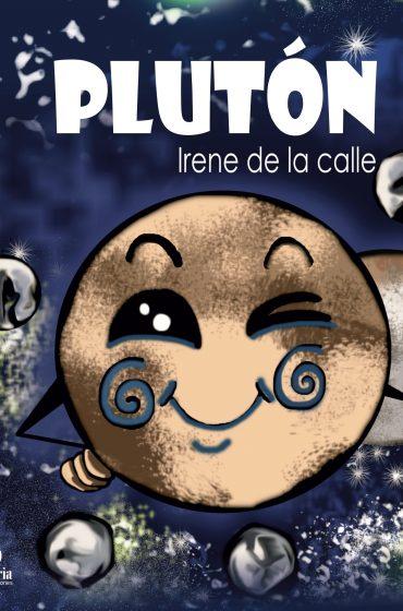 Plutón con actividades (tapa blanda)