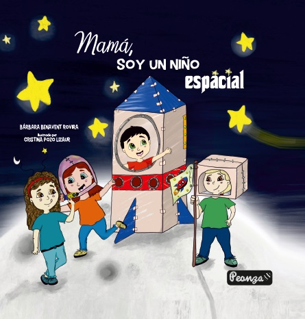 Mamá, soy un niño espacial