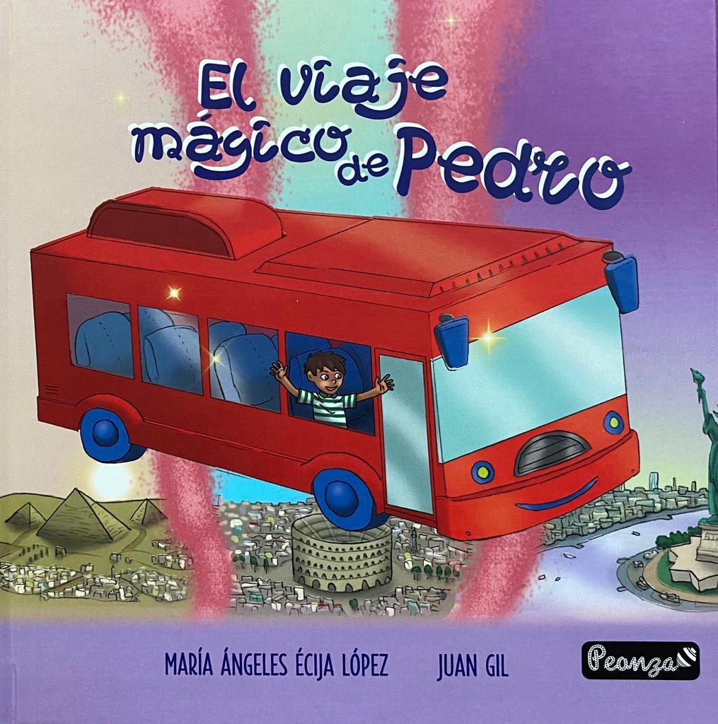 El viaje mágico de Pedro