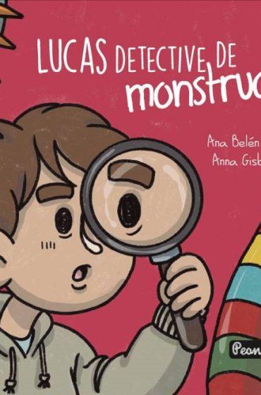 LUCAS DETECTIVE DE MONSTRUOS