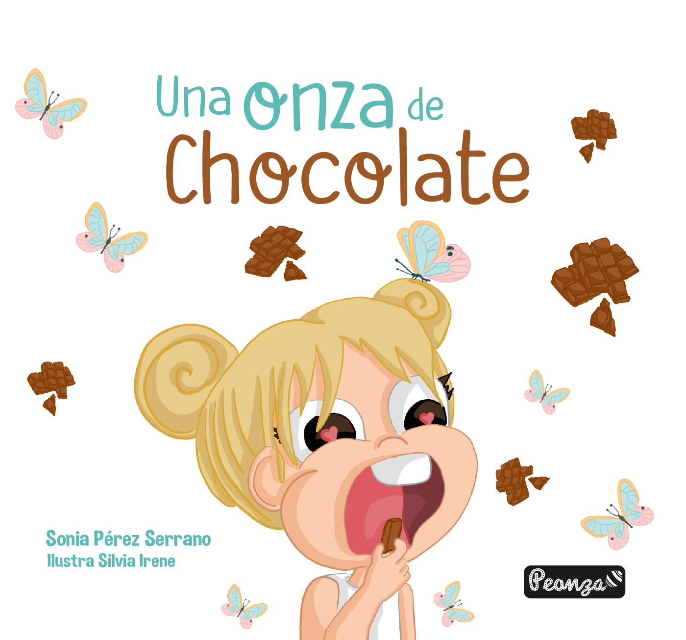 UNA ONZA DE CHOCOLATE