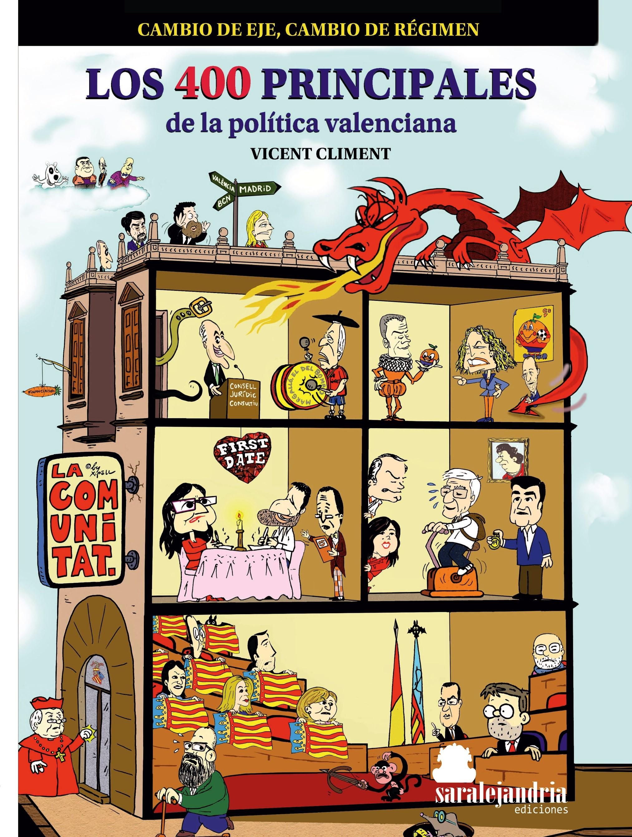 LOS 400 PRINCIPALES de la política valenciana