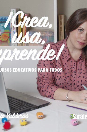 ¡CREA, USA, APRENDE! Recursos educativos para todos.