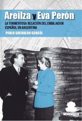 Areliza y Eva Perón