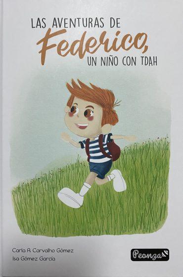 Las aventuras de Federico, un niño con TDAH