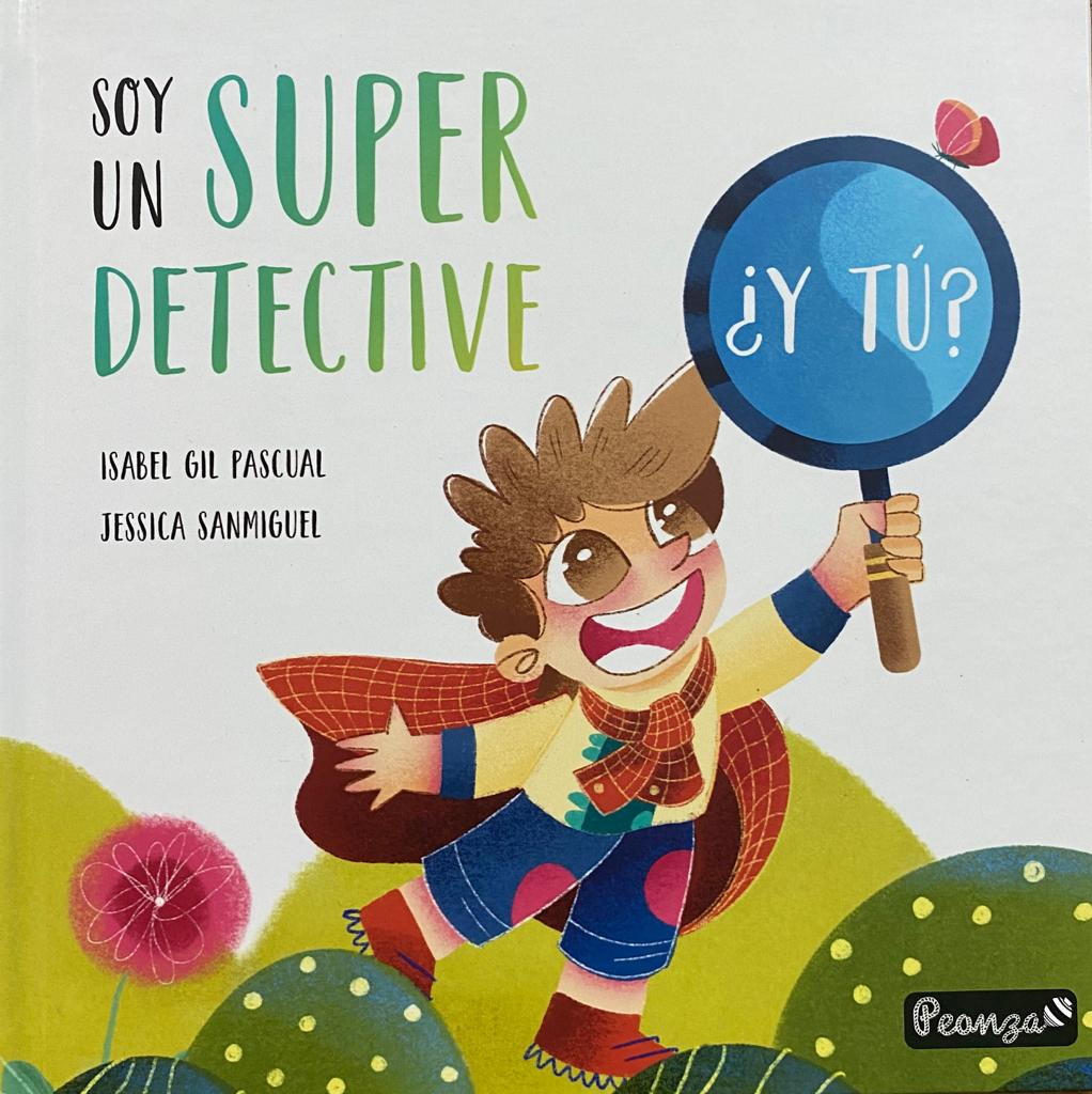 Soy un Super Detective  ¿Y tú?