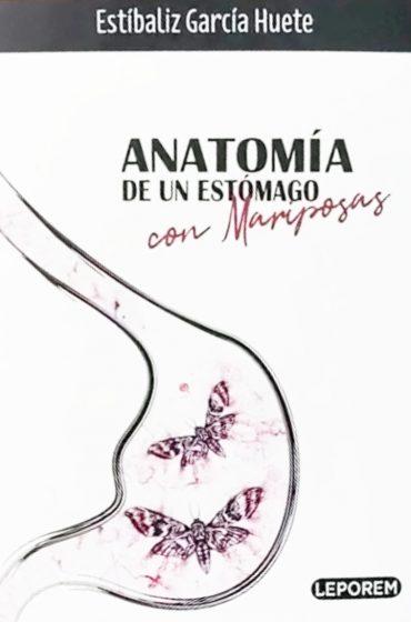 ANATOMÍA DE UN ESTÓMAGO con Mariposas