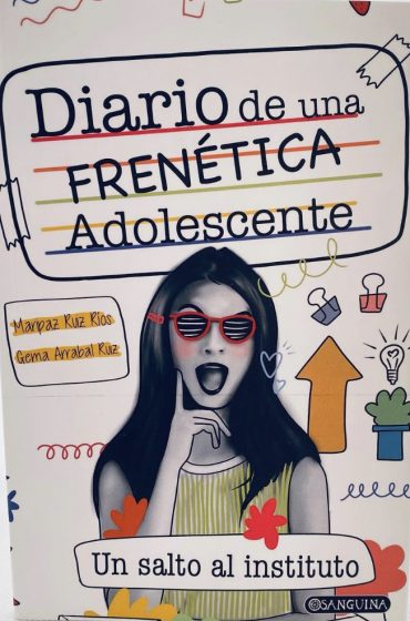 Diario de una frenética adolescente