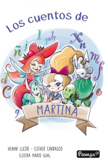 LOS CUENTOS DE MARTINA