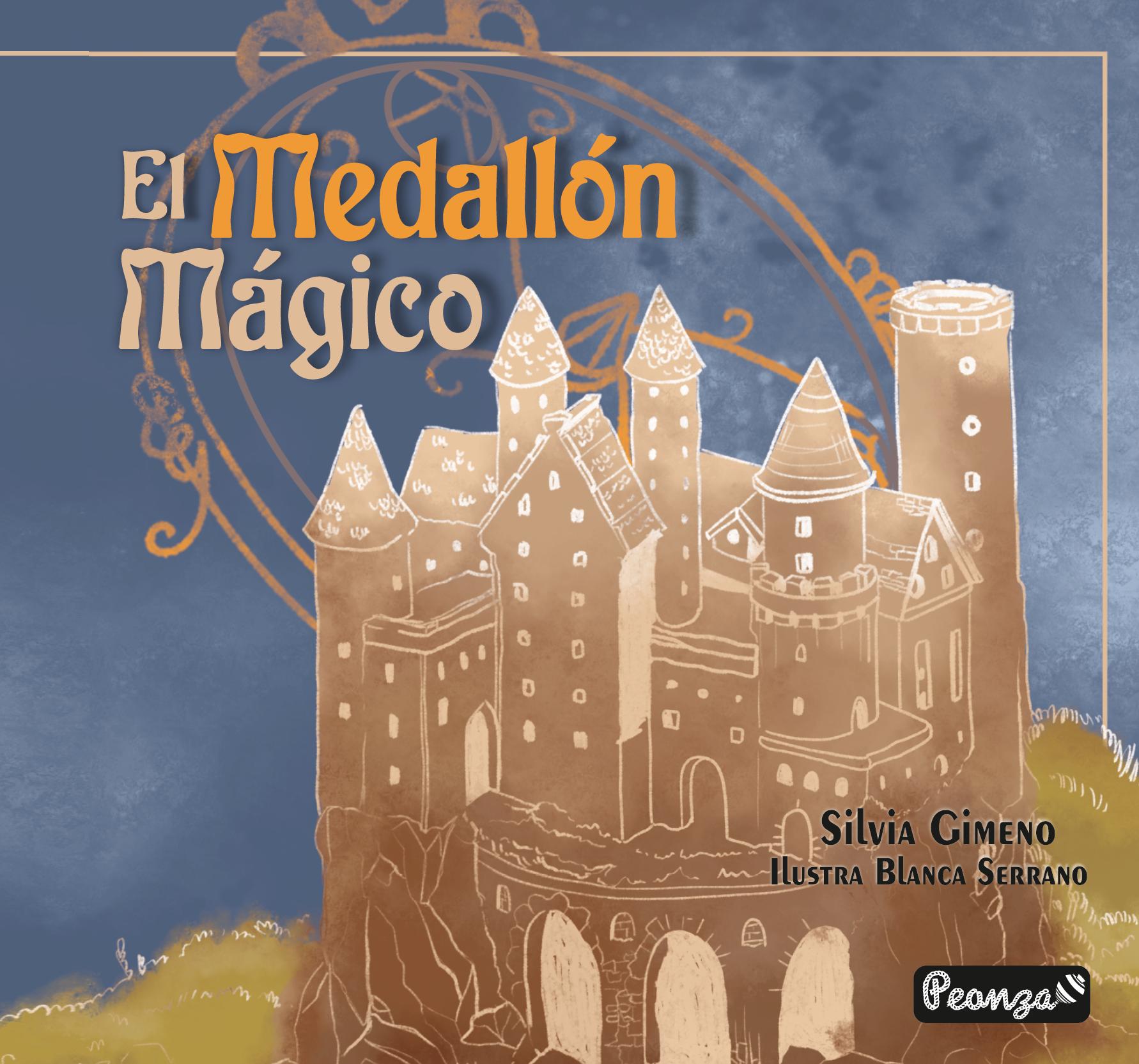 EL MEDALLÓN MÁGICO
